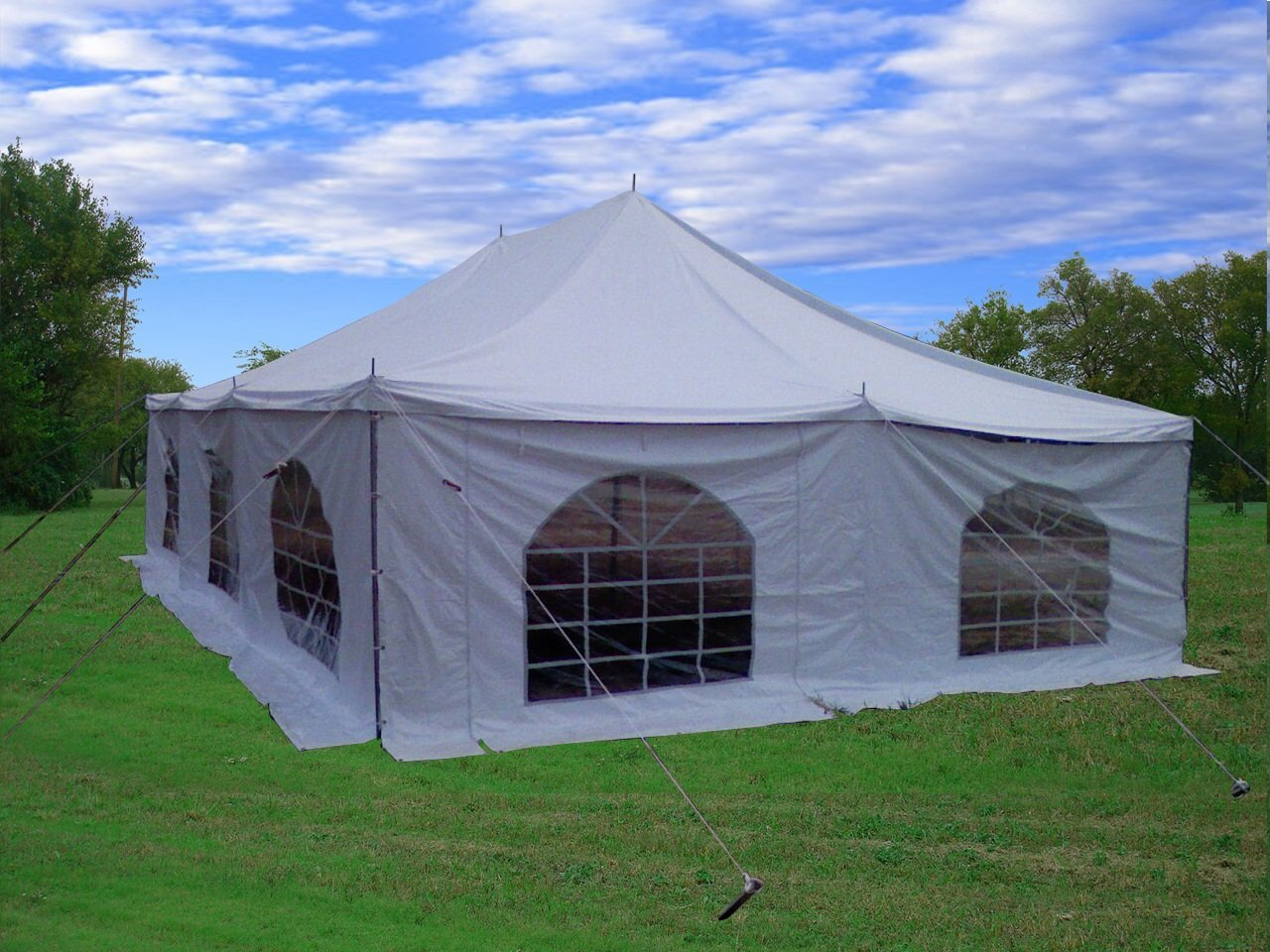 & We Can Raise $599.99 for Marriage Tents!
